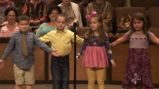 SFBC Preschool Choir
